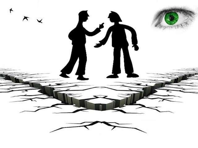 Essay on a Street Quarrel for Childrens-300 words